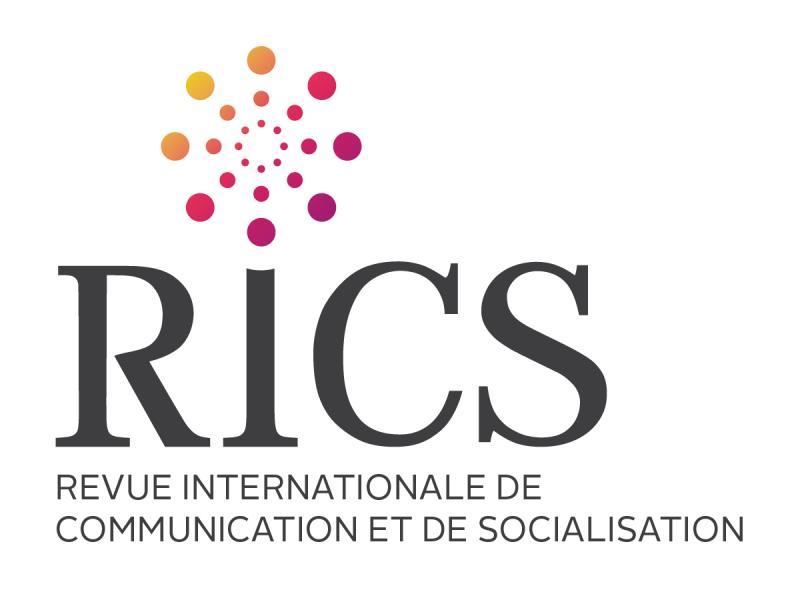 Revue internationale de communication et de socialisation